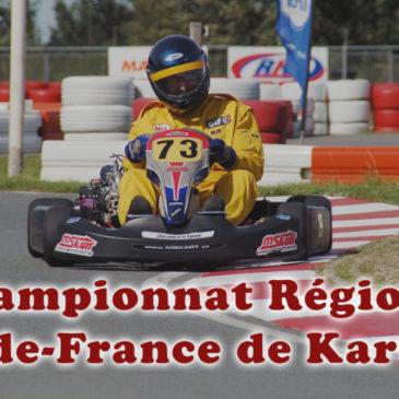 Championnat Régional Île-de-France Universitaire de Karting