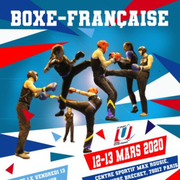 Championnat de France Savate-Boxe Française