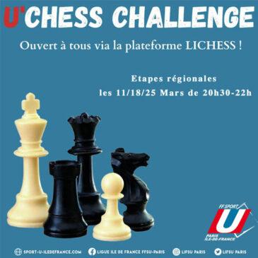 U CHESS CHALLENGE