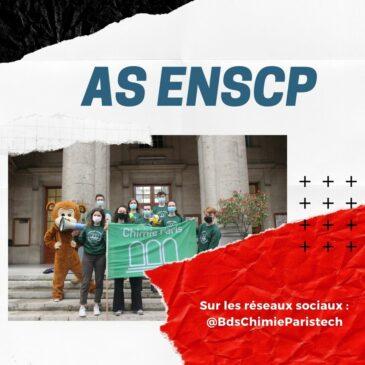 AS ENSCP