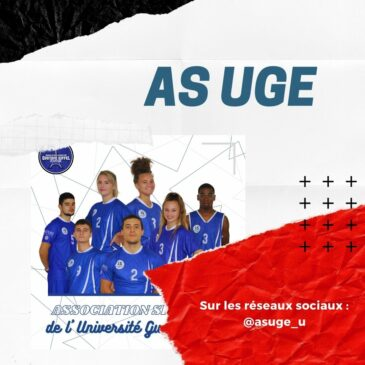 Association Sportive de l'Université Gustave Eiffel