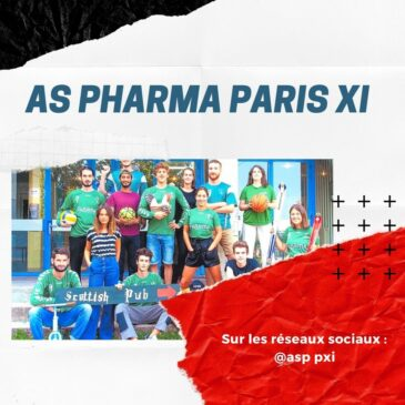 AS PHARMA PARIS XI