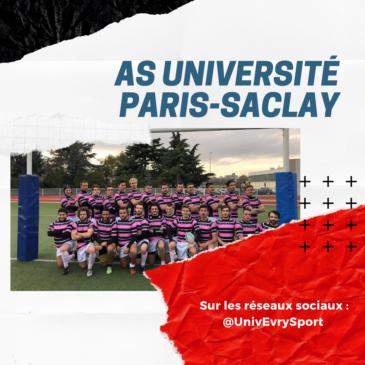 Association Sportive de l'Université Paris-Saclay