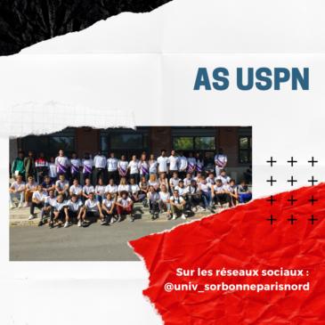 Association Sportive de l'Université Sorbonne Paris Nord