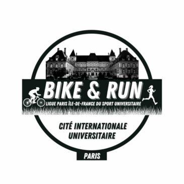 Bike & run de la Cité Universitaire