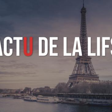 L'Act'U de la LIFSU
